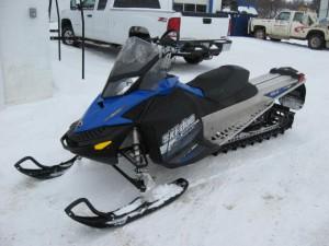 Snowmobiling Rental Heber UT