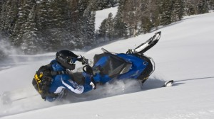 Snowmobiling Rental Utah