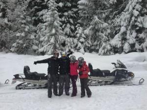 snowmobiling rental Draper UT