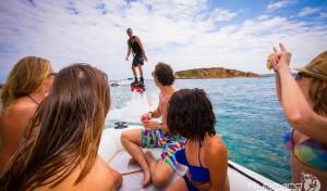 FlyBoard Boat