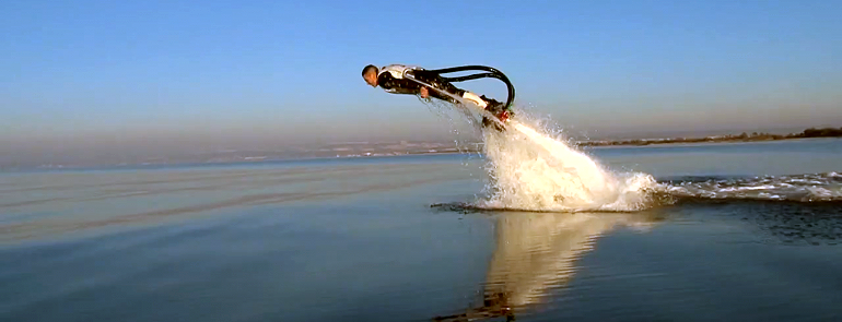 FlyBoard Requirements